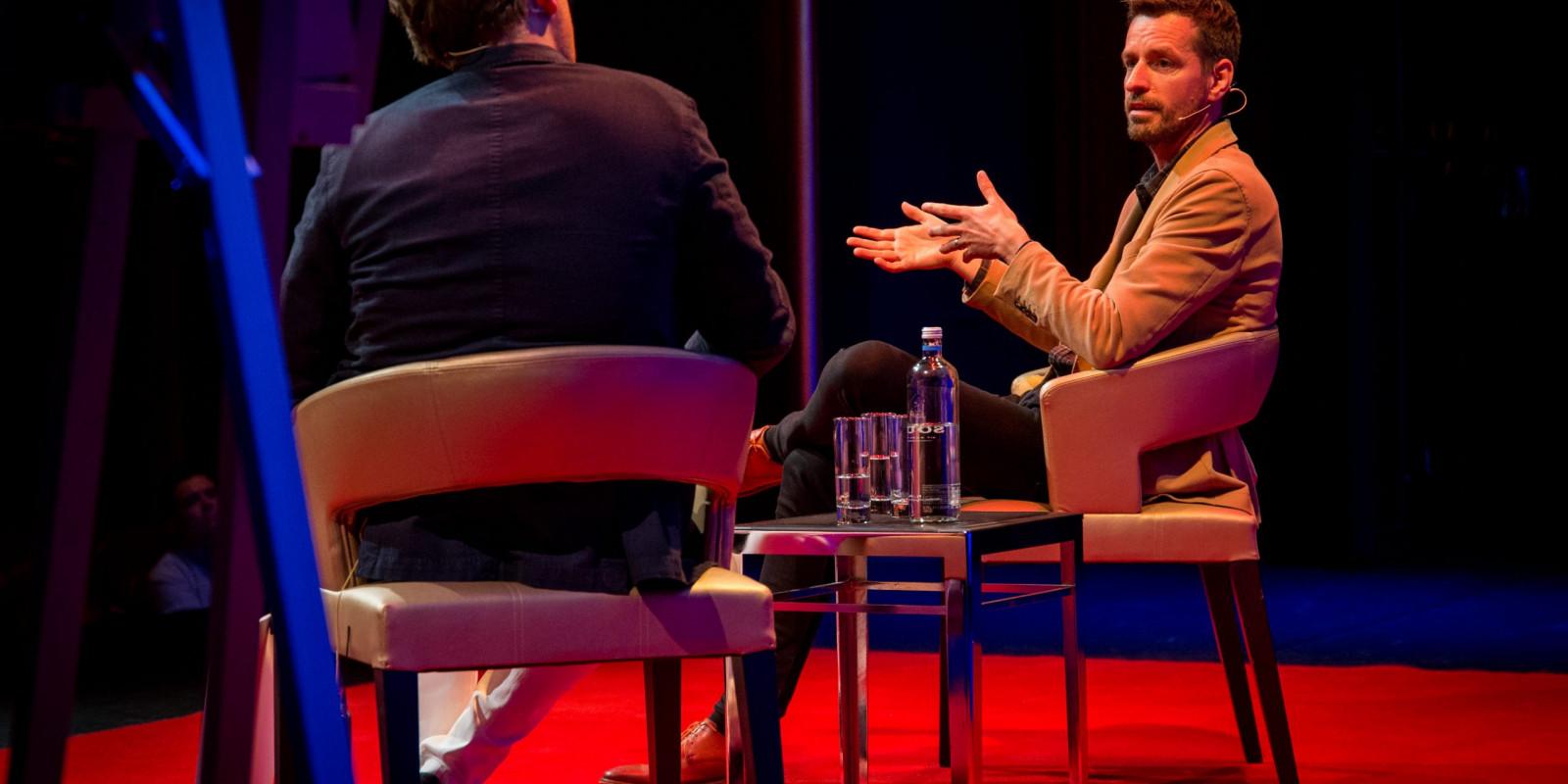 Interview Bas van der Veldt