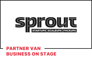 Sprout is partner van Business On Stage